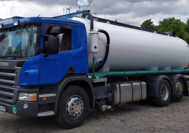 Jakie odpady płynne mogą być przewożone samochodami asenizacyjnymi do wywozu szamba ?